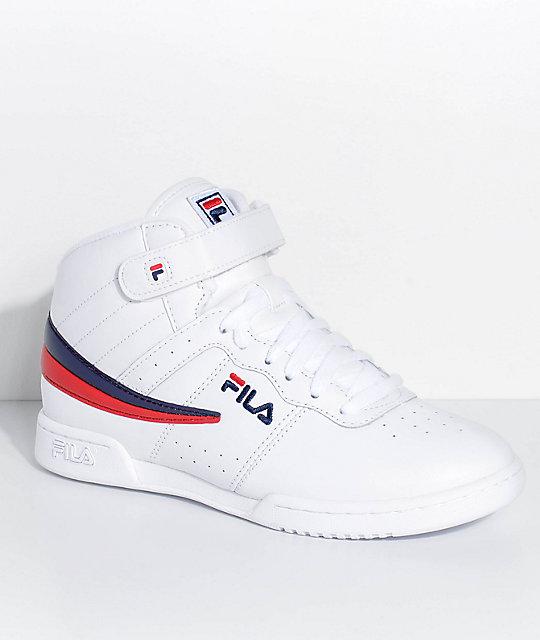 FILA F 13 White Shoes