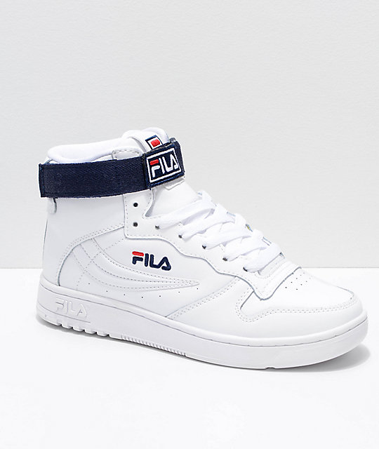 f1763d90be9c FILA FX-100 White