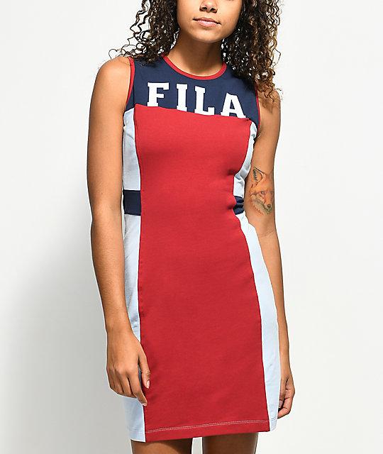 fila bodycon dress