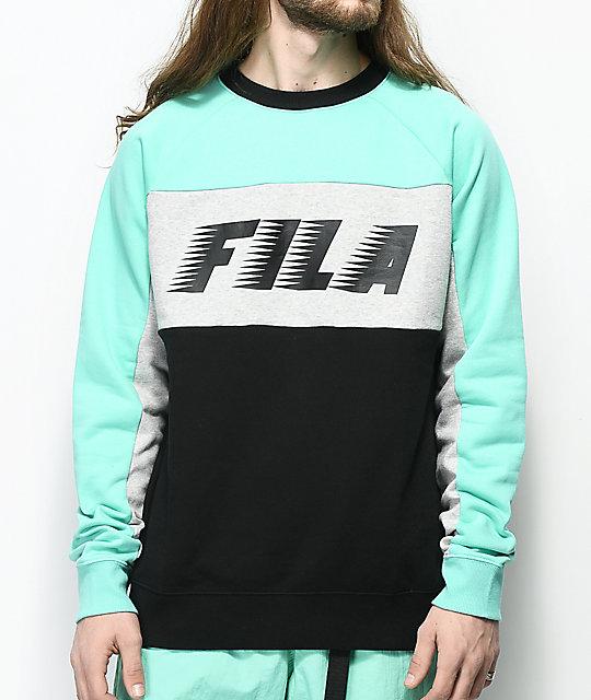 Cheap FILA Layton Cockatoo Crewneck Sweatshirt supplier c4zZ7G7U
