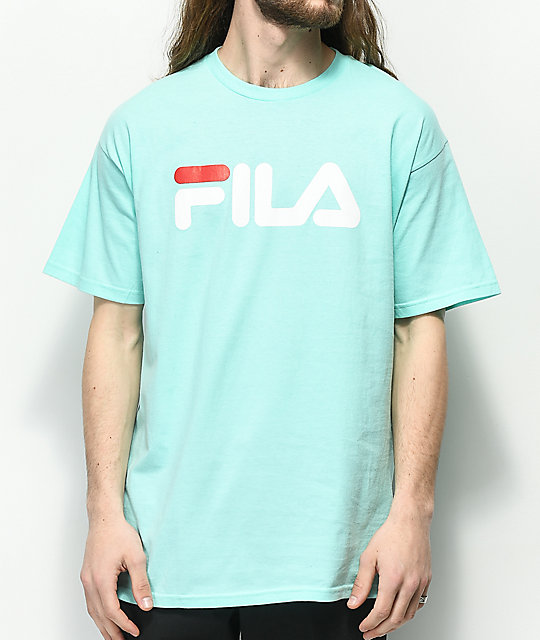 FILA Logo Cockatoo camiseta