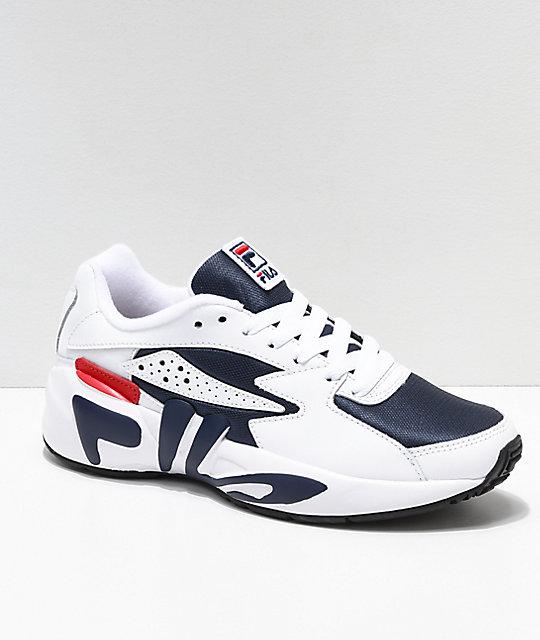 Zapatos en azul Mind Blower de Fila Fila 1c72Ak0
