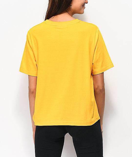 f3c115b3c441f2 ... FILA Miss Eagle Gold T-Shirt