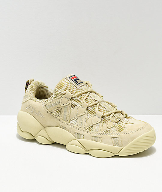 42963365c919 FILA Spaghetti Low Tan Shoes