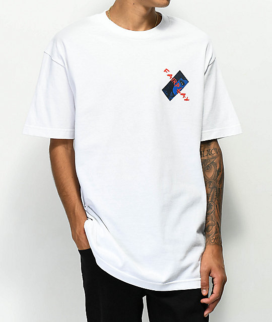Fairplay Brave New World White T-Shirt