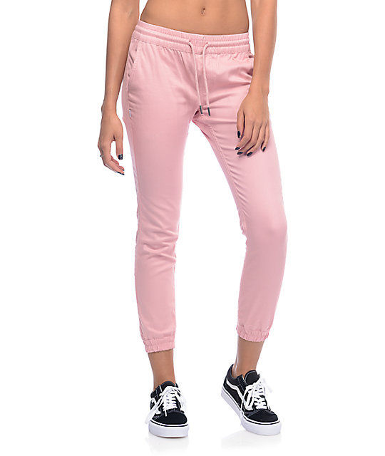 preview of best deals on official price Fairplay Runner Pink Jogger Pants