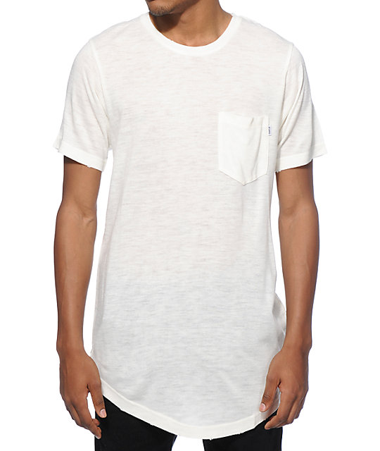 Fairplay Turner Elongated Pocket T-Shirt  d43c68e2b7da