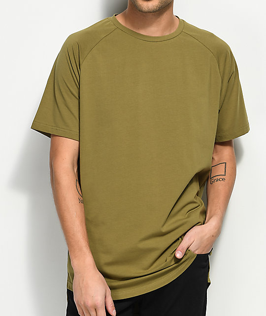 Fairplay Venice Light Olive T-Shirt