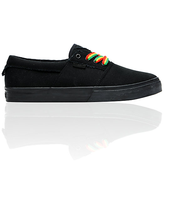 Fallen Coronado Black-Ops Skate Shoes