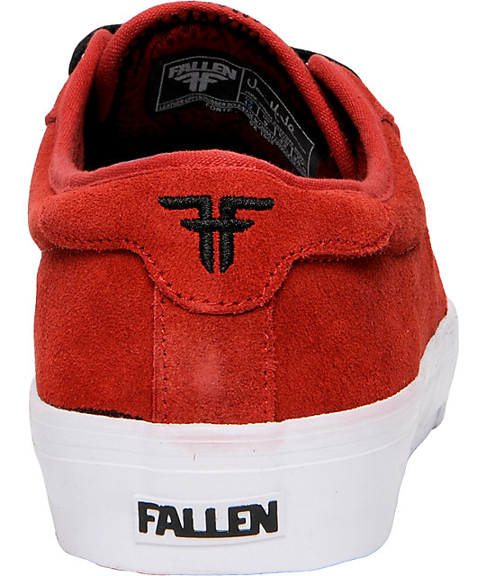 Fallen Forte Red Shoes