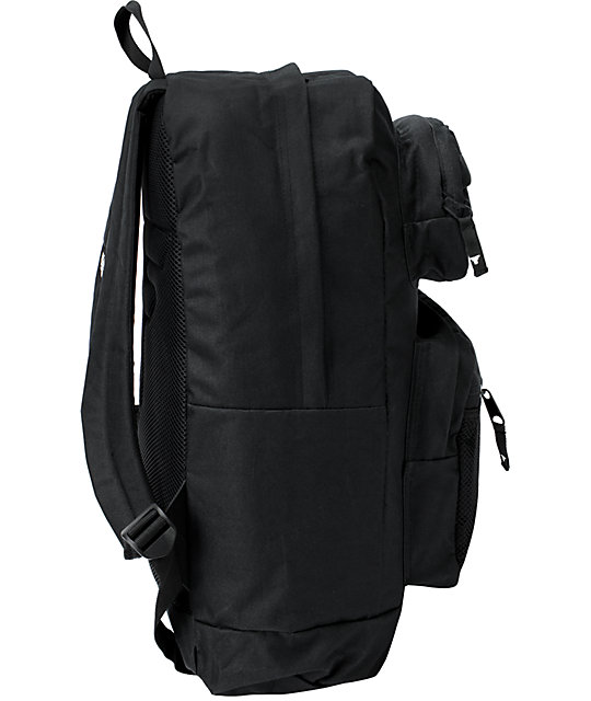 Fallen Fury Black & Grey Backpack