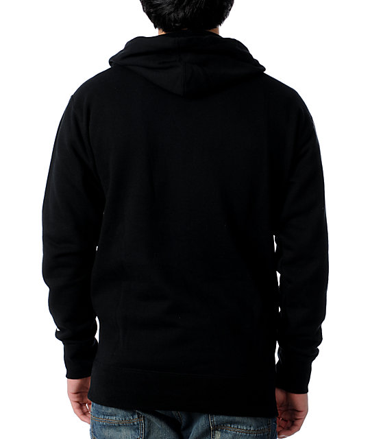 Famous Stars & Straps BOH BOOM Black Hoodie
