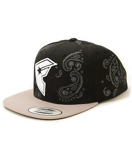 Famous Stars   Straps Official BOH Snapback Hat  6bfd8f3a93d