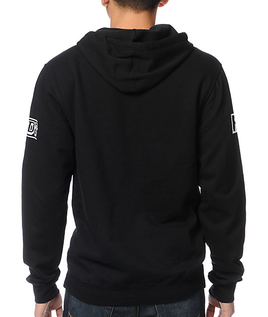 Famous Stars & Straps Reign Black Pullover Hoodie