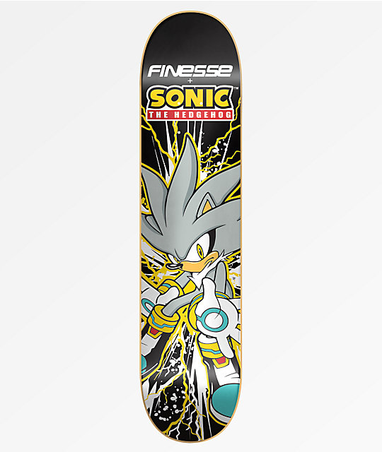 Finesse x Sonic the Hedgehog Silver Hedgehog 8.0