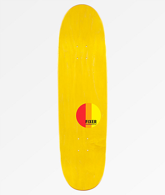 "Fixer Natural Infinity Paka 8.8"" tabla de skate"