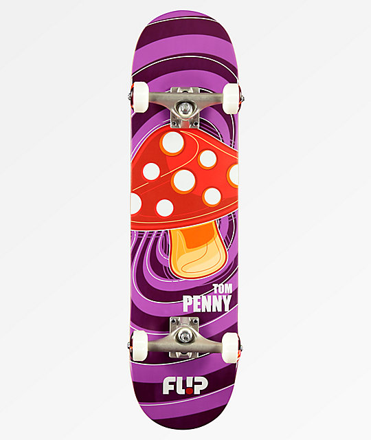 Flip x Tom Penny Pop Shroom Purple 8.0
