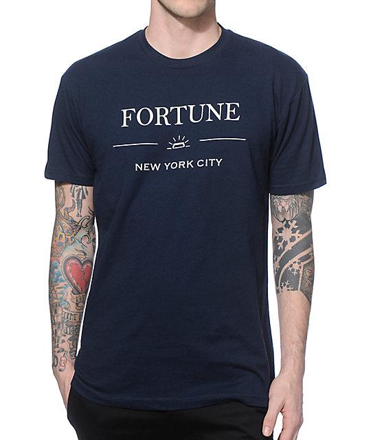 82d57df94a5 Fortune New York T-Shirt | Zumiez
