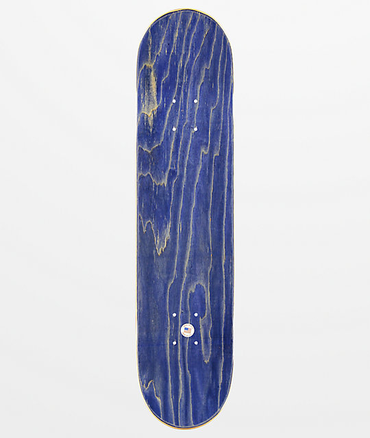 "Fortune Royalty 7.5"" Skateboard Deck"