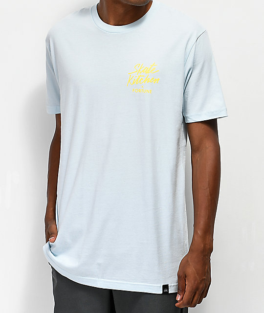 Fortune x Skate Kitchen Kitchen Blue T-Shirt