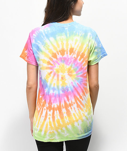 Forty Ninth Supply Co. Take A Trip Tie Dye T-Shirt