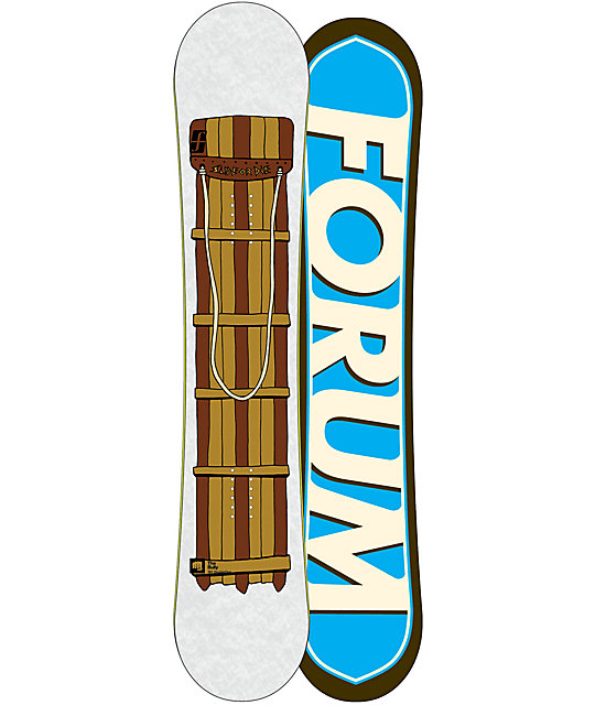 Forum Bully DoubleDog 151cm Mens Snowboard