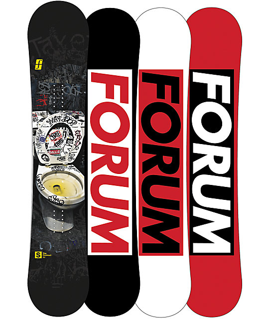 Forum Contract 152cm Snowboard