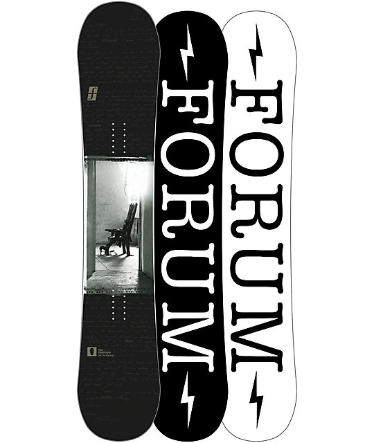 Forum Destroyer 156cm Mens Snowboard