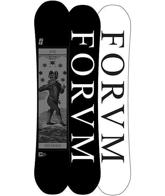 Forum The Deck 157cm Snowboard