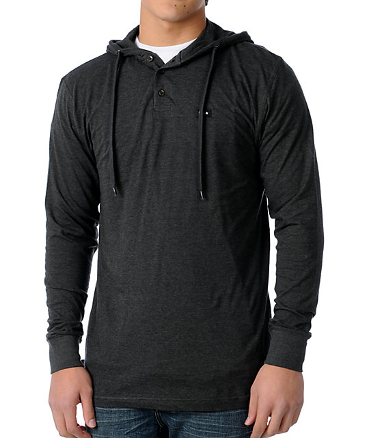 Fourstar Elko Grey Lightweight Sweatshirt