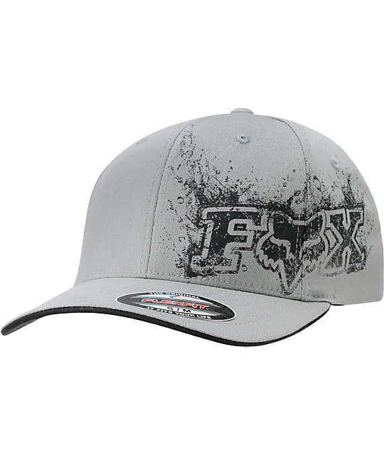 Fox Absolve Grey Flexfit Hat