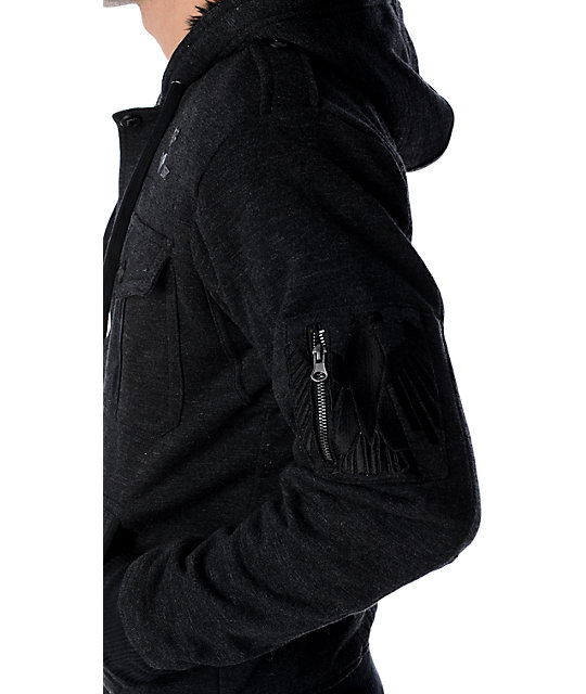 Fox Dagger 3 Black Jacket