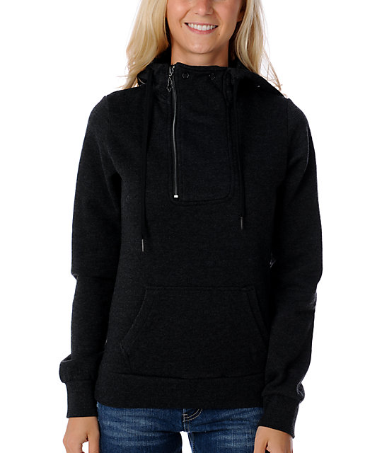 Fox Equinox Black Pullover Sweatshirt