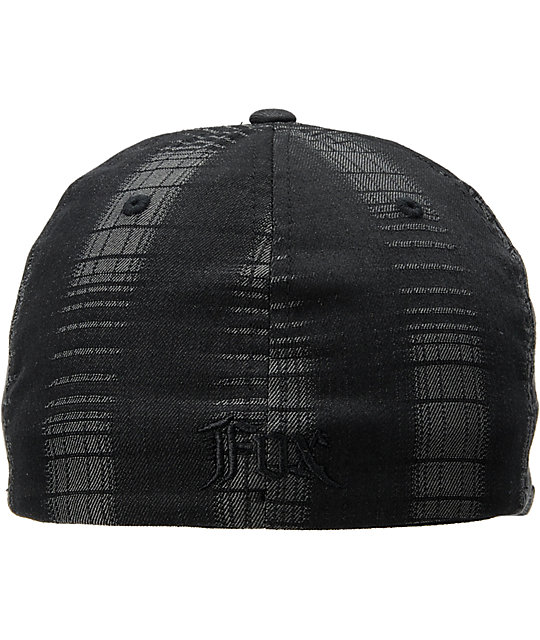 Fox Glad Too Black Flexfit Hat