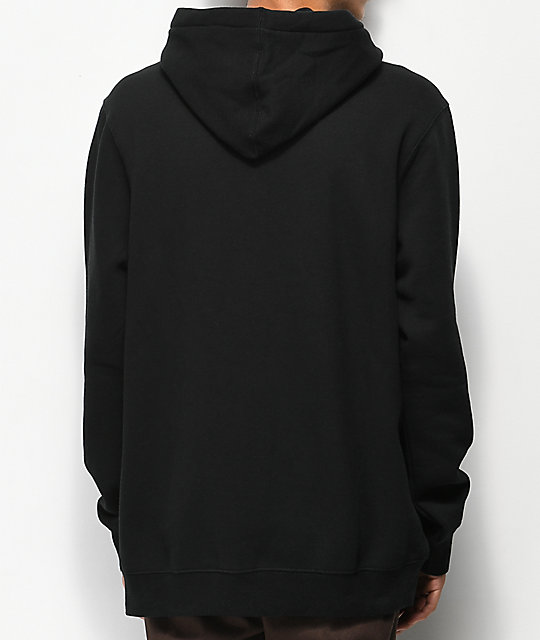 Fox Heritage Forger Black Hoodie