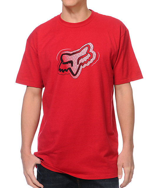 Fox Specialist Red T-Shirt