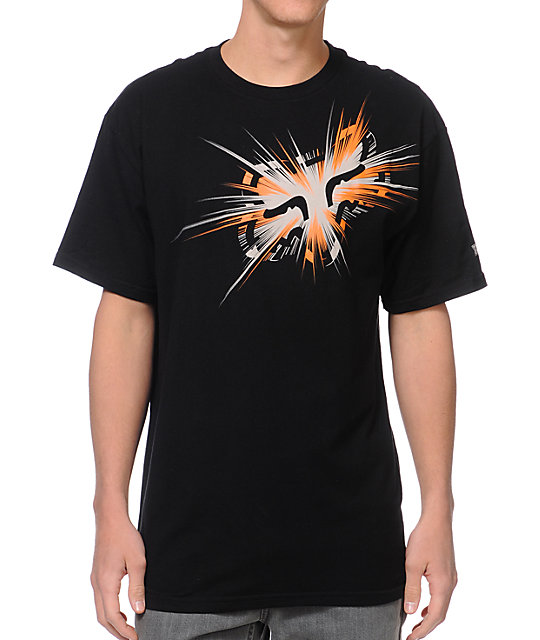 Fox Unknown Black T-Shirt