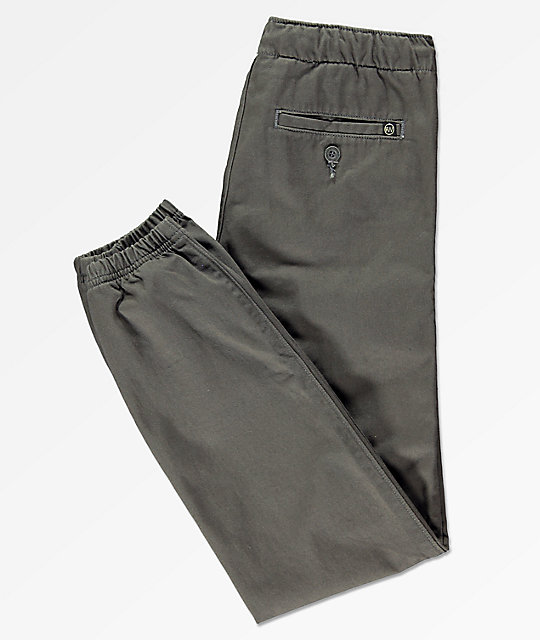 Free World Boys Remy Grey Jogger Pants