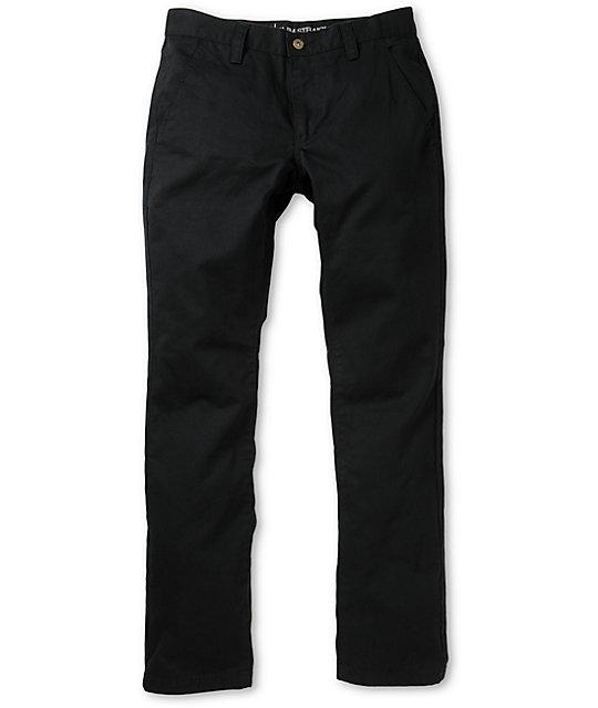 Free World Drifter Stay Press Slim Fit Chino Pants ...