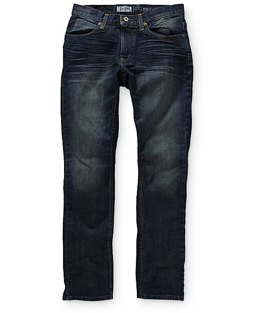 Free World Messenger Skinny Jeans