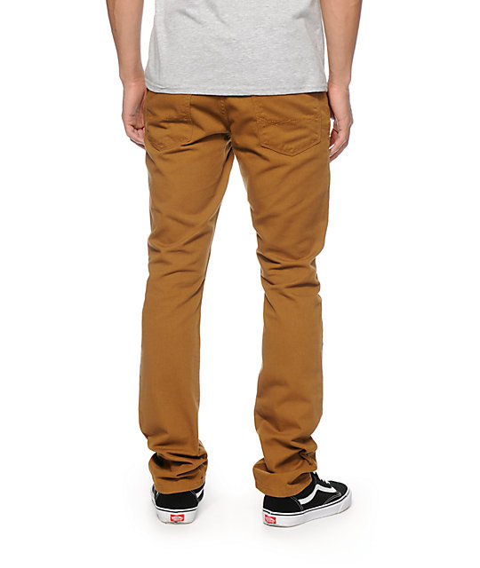 Free World Messenger pantalones skinny