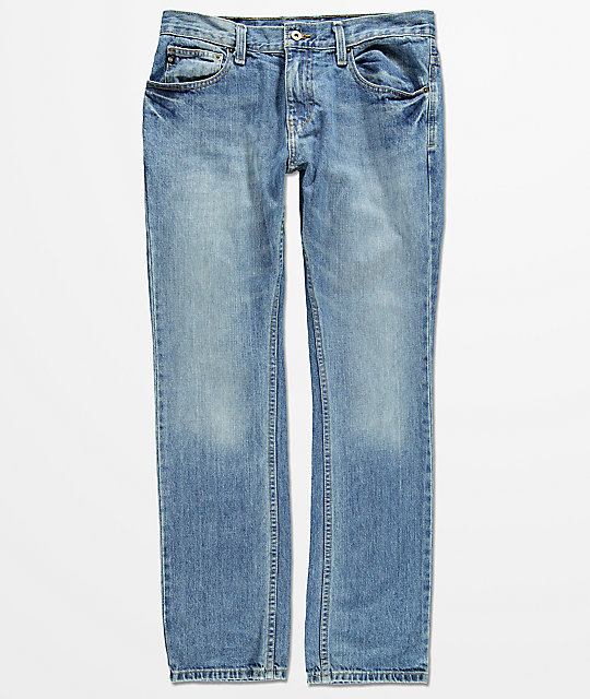 Free World Night Train Tampa Light Blue Jeans  (Past Season)