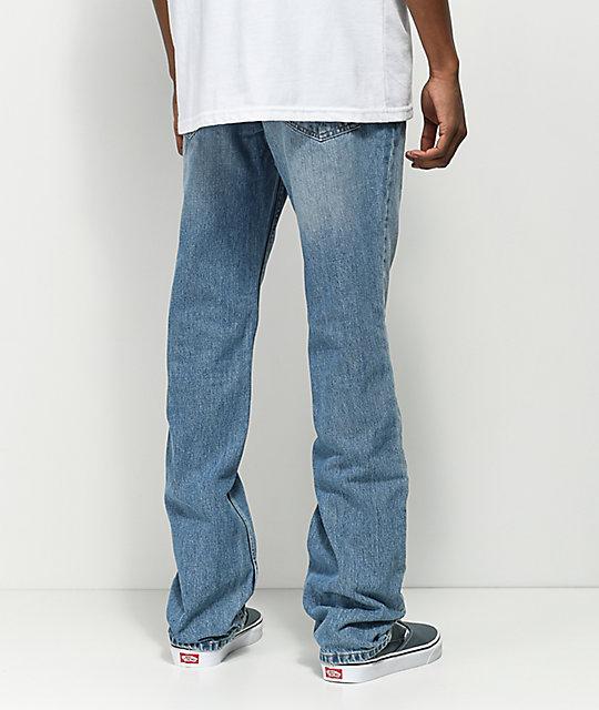 Free World Night Train Tampa Light Blue Jeans