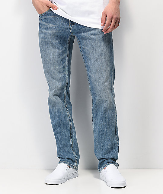 Free World Night Train Tampa Stretch Denim Jeans