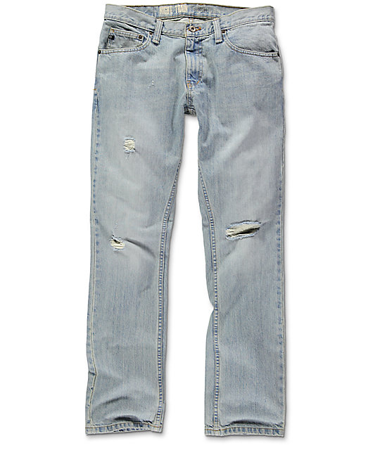 Free World Night Train Westport pantalones con ajuste regular