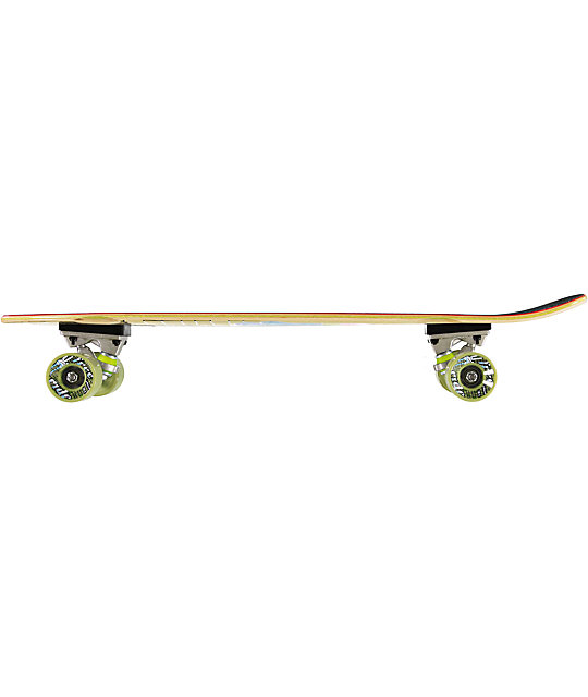 "Freeride High Rise 28.5""  Complete Skateboard"