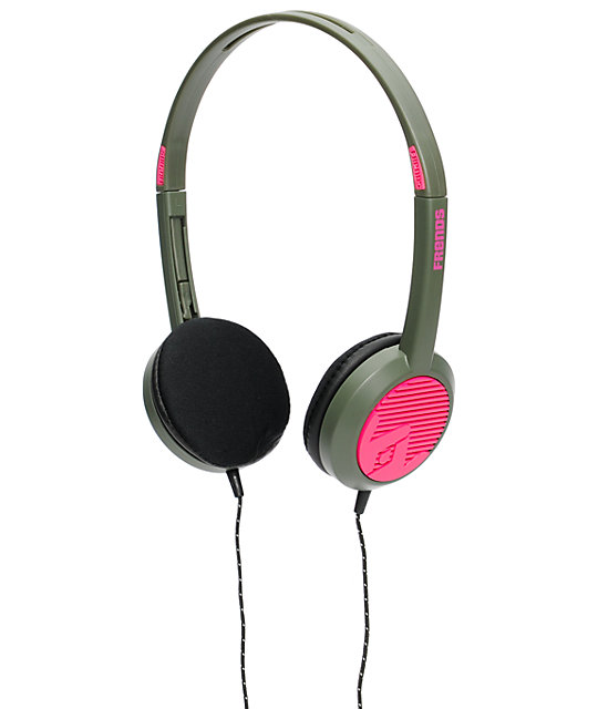 Frends The Alli Grey Micd Headphones