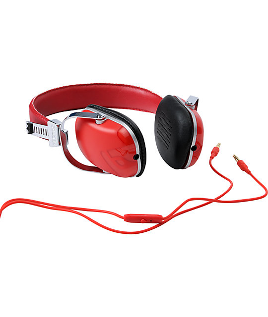 Frends The Light Red Headphones
