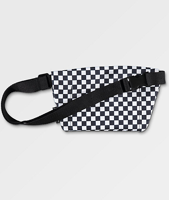 Fydelity Indy Check Fanny Pack