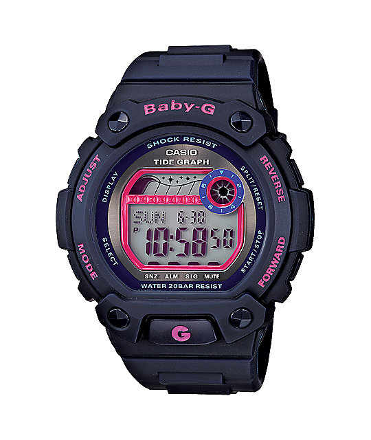 G-Shock BLX102-2A Baby-G Navy Blue Watch